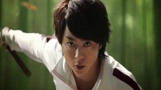 【嵐】 CM 櫻井翔 オロナミンC「水跳ね防ぎトレーニング」篇 30s thumbnail