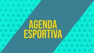 AGENDA ESPORTIVA (Bloco 04) │ LIVE do #CasalTravinha (30/08/2018)