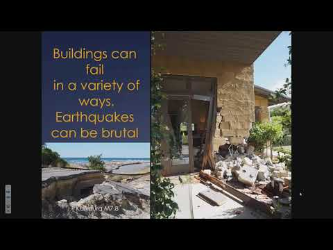 Earth Building Design For Wet Windy Temperate Climates