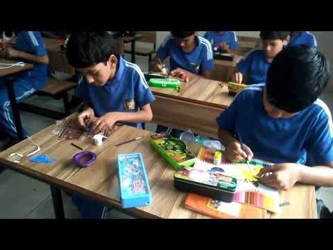 Rakhi Making Competition // SSIS