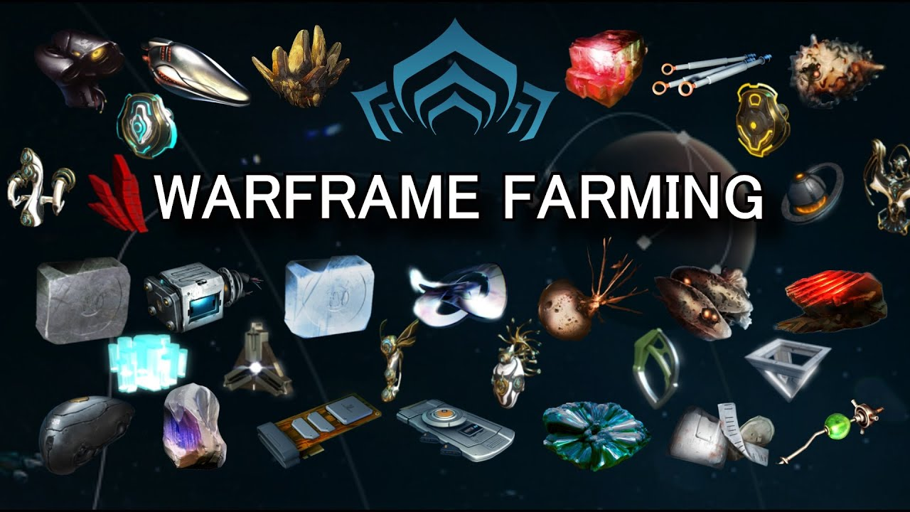 how to buy resources in warframe