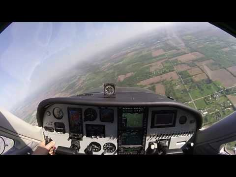 Cessna Cardinal Lazy 8