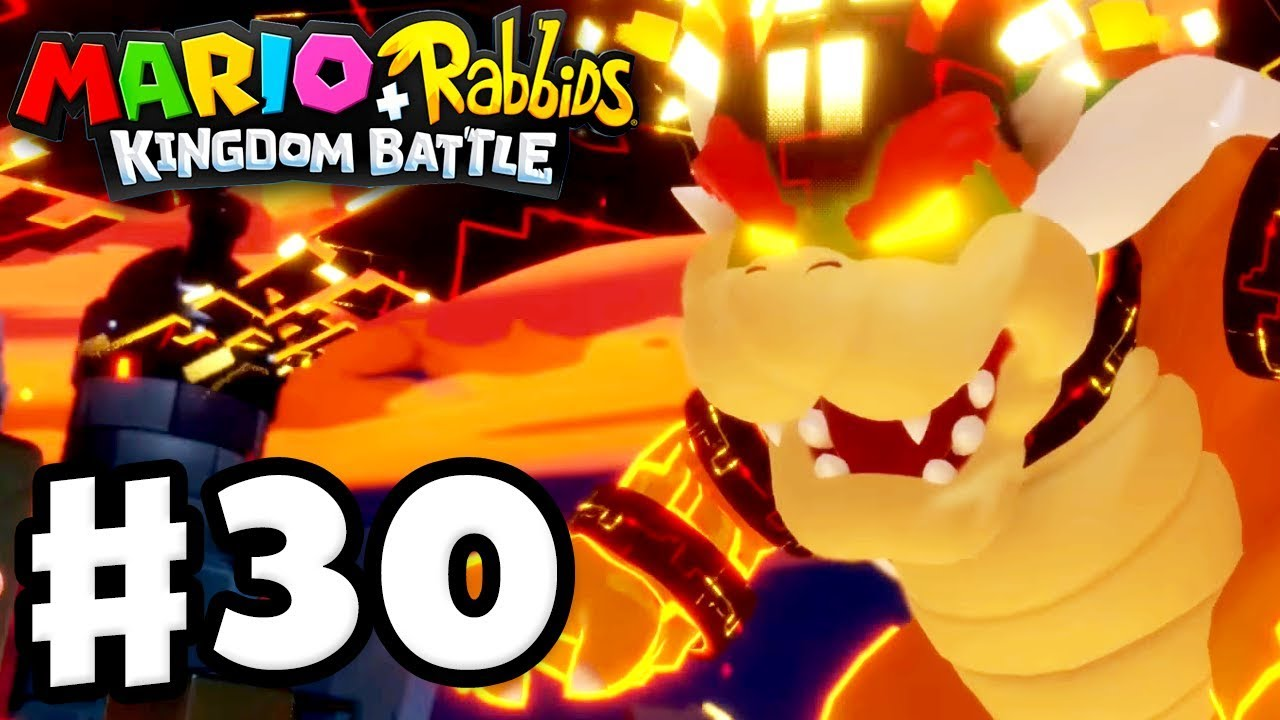 Mario + Rabbids Kingdom Battle - Gameplay Walkthrough Part 30