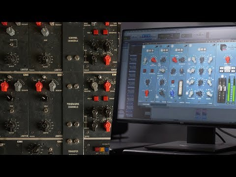 Abbey Road TG Mastering Chain: Why We Modeled the TG12410