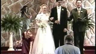 Schrader Wedding Recessional - Star Wars Throne Room