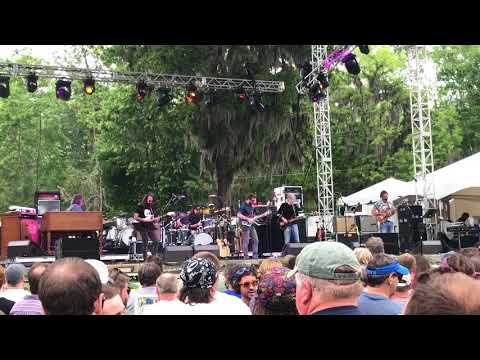 Althea / Phil, Neal Casal & The Family Band at Wanee 2018