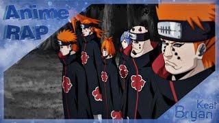 Bryan Keat - Аниме реп про Акацуки из Наруто | Наруто реп | Akatsuki Rap - AMV Naruto