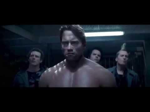 Save Terminator Genisys  vs Terminator T-800 ARNOLD VS ARNOLD Pictures
