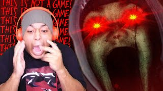 THIS GAME HACKED MY PC AND SCARED TF OUT OF ME! [3 SCARY GAMES]