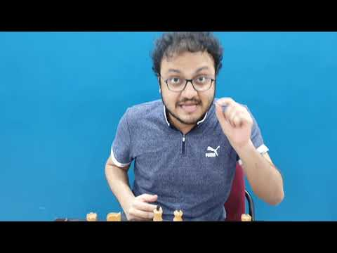 Basic Opening Chess Trap   Exchange Slav   The most common queen trap idea