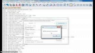 Extraire des données utiles avec Notepad++