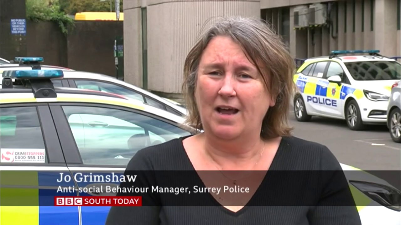 Safeguarding Vulnerable People From Exploitation l Surrey Police & BBC South News