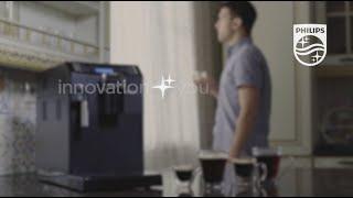 Обзор автоматической кофемашины Philips серии 2000  HD8649/01
