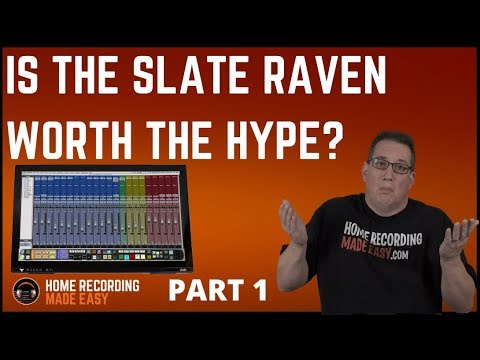 Slate Raven MTI - Video # 1 Unboxing & Setup