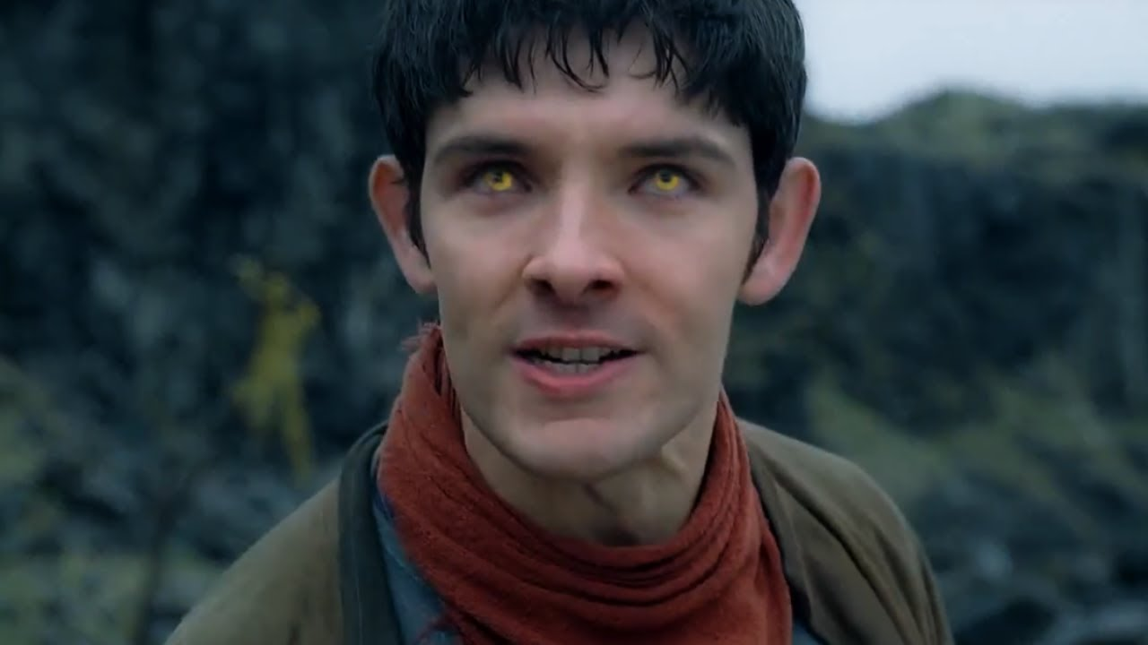 Download Every time Merlin speaks the Dragon language