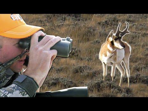 ANTELOPE Hunting DIY - 3 Generations Of Eastmans' Hunt Public Land
