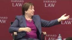 A conversation with U.S. Supreme Court Justice Elena Kagan