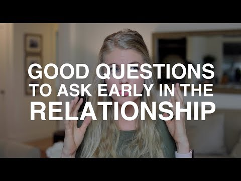 Questions to ask guy your dating