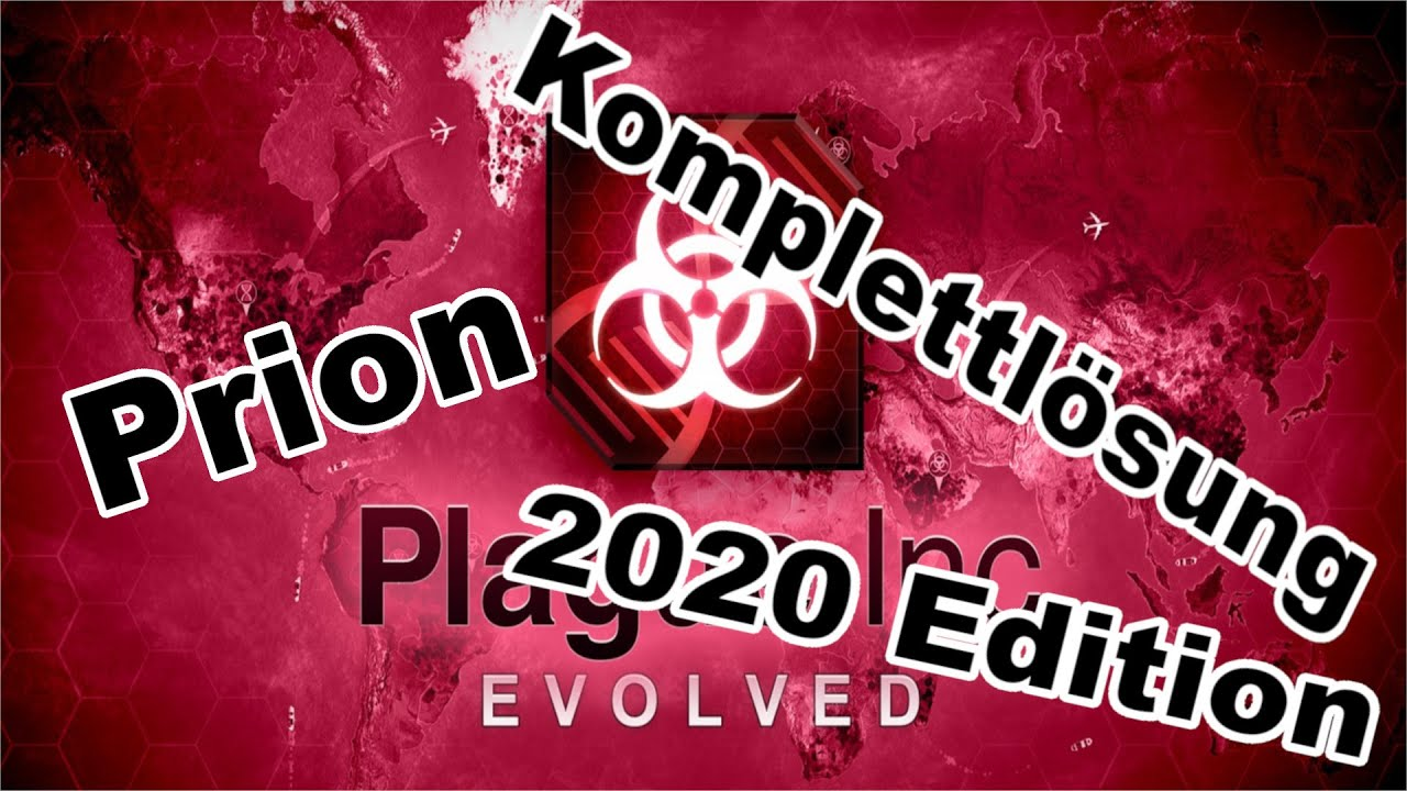 Plague Inc Prion Normal