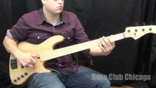 bass club chicago demos pavel jazz pro deluxe 4 string