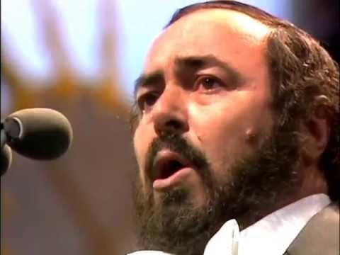 Luciano Pavarotti: 'Quando le Sere al Placido'