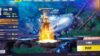 Fortnite is Weird - Higher Field of View with 4:3 Aspect Ratio?