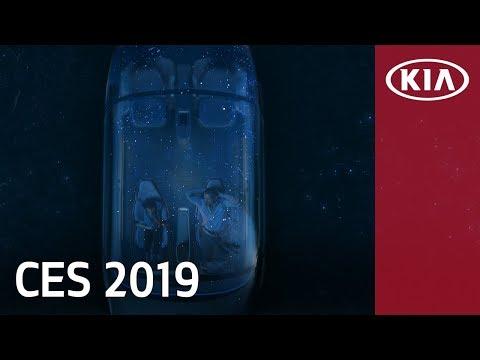 Emotive Driving (Teaser) | CES 2019 | Kia