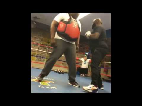 Rick Ross Boxing Moves & Flexin with Nicki Minaj  More #Instagram Comps