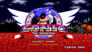 [TAS] An Ordinary Sonic ROM Hack in 10:06