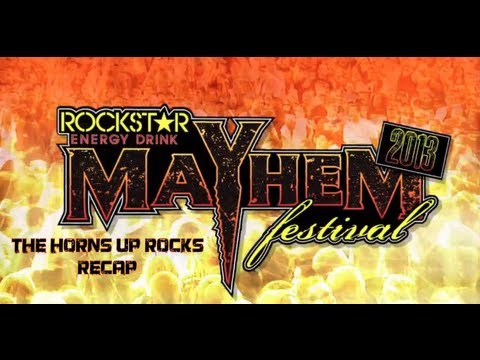 Mayhem Fest 2013: Best Smelling Artist, Favorite Drinks, Mayhem Experience & Best Themed Party!