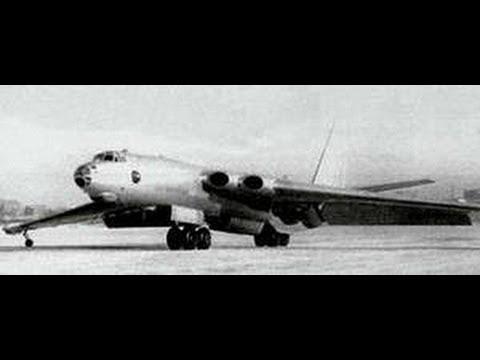 М-4 стратегический бомбардировщик,