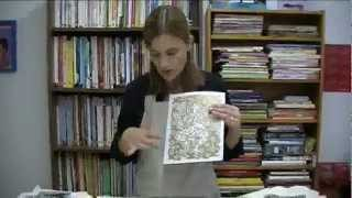 Miniaula de transferência de imagens para tecido  – Cristina Bottallo