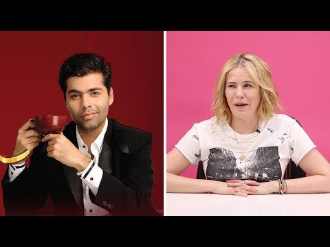 Chelsea Handler Reacts To Indian TV Shows