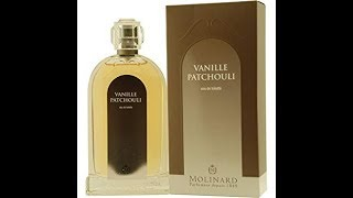 Review Molinard Vanille Patchouli