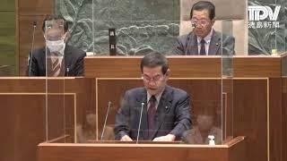 徳島市議会、百条委設置へ 市議不当要求疑い調査で