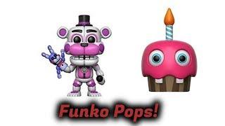 Fnaf Funko Pops! Unboxing