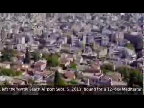 Acropolis at Athens, Greece--Carnival Sunshine