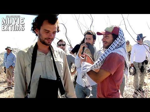 Go Behind the Scenes of Desierto (2016)
