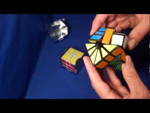 New Square 2 & 1 Puzzles unboxing & demo