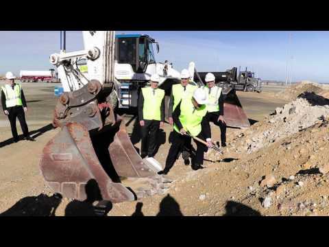 Construction starts on Forgacs' shipbuilding facility