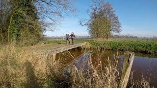 Northern Holland - Walkin' Drenthe between Aalden and 'De Klencke' [Jan. 1, 2016]