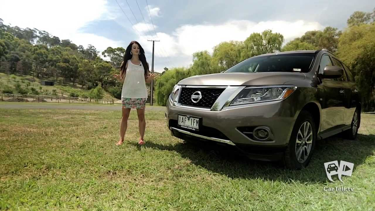 Delightful 2014 Nissan Pathfinder   Review
