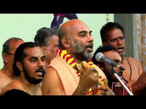 Nama Sankirtanam By Vittaldas Maharaj On Vivekananda Navaratri 2018 - Day 3
