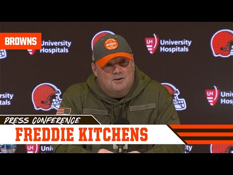 Browns Coverage - Freddie Confident Browns Can Move Forward