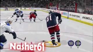 "NHL 11 ""Exposure"" Montage"