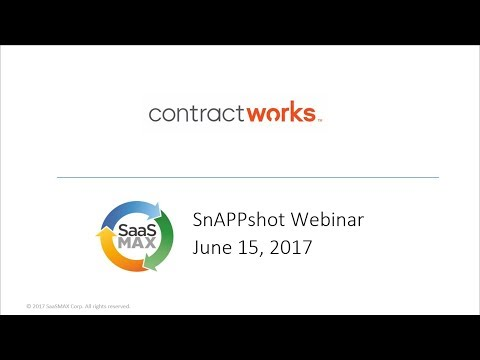 Contractworks Contract Management Software Your Clients Can Implement In Minutes
