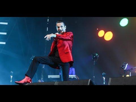 Depeche Mode - Thunderstorm in Berlin