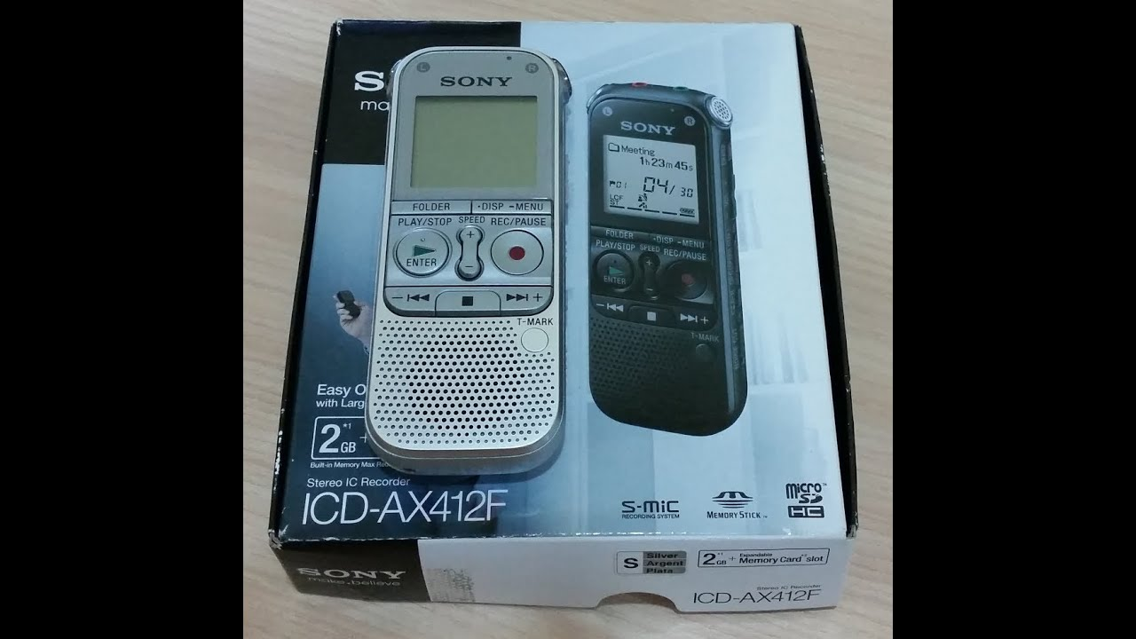Цифровой диктофон Olympus DM-650 4Gb - 3D-обзор от Elmir.ua - YouTube