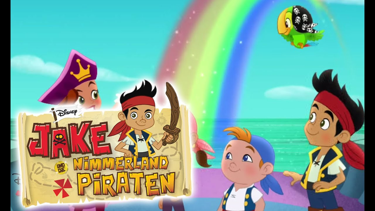 disney junior  jake und die nimmerland piraten