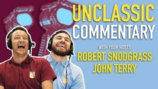 Unclassic Commentary: MUST SEE – Robert Snodgrass and John Terry